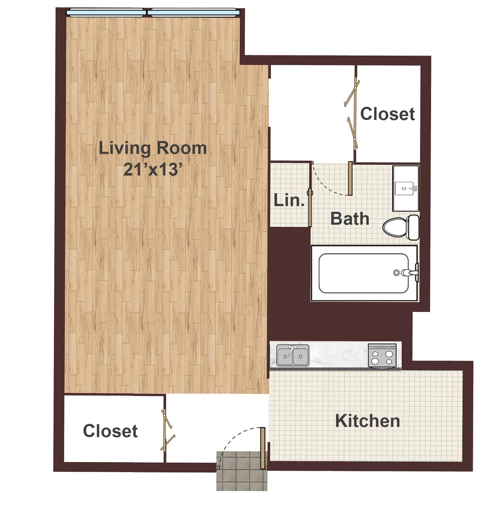 rittenhouse square apartments for rent center city apartment rittenhouse square apartments for rent studio floor plan