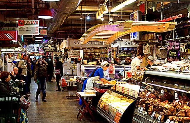 Celebrate with Other Foodies at The Reading Terminal Market's 125th Birthday on Feb. 24