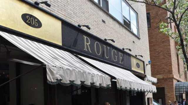 Rouge Restaurant exterior
