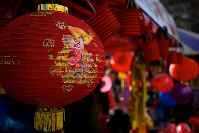 Travel to Another World at the Philadelphia Chinese Lantern Festival