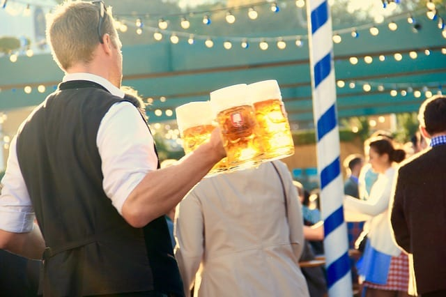 There's No Shortage of Beer Gardens in Philadelphia This Summer