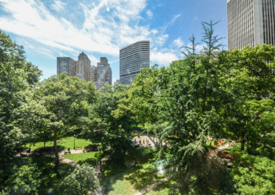 Rittenhouse Square Park Views