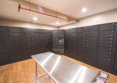 24/7 Package Lockers by Luxer One